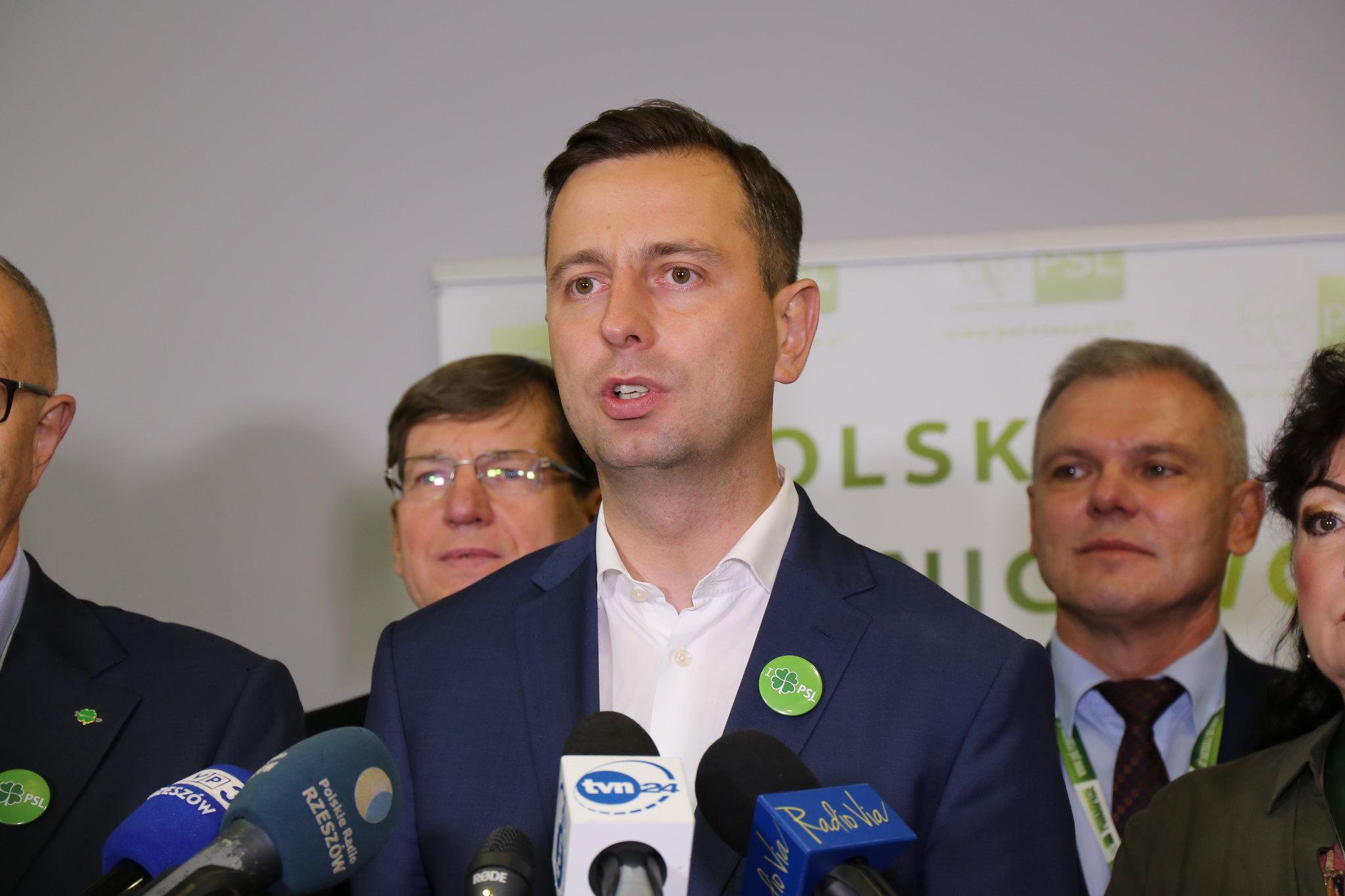 """Kosiniak-Kamysz odpowiada Budce: """"Nie będziemy rozmawiać o wspólnej liście opozycji"""""""