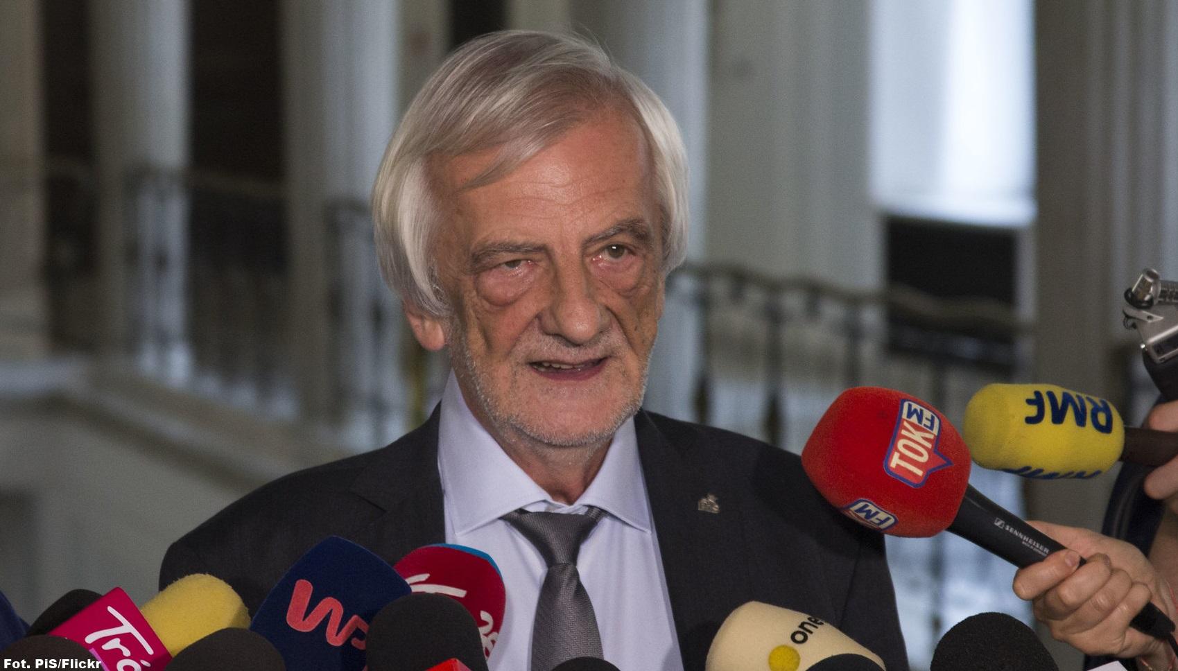 """Tarcia w ZP. Terlecki: """"Przedterminowe wybory byłyby dla Ziobrystów i Gowinowców SAMOBÓJSTWEM"""""""