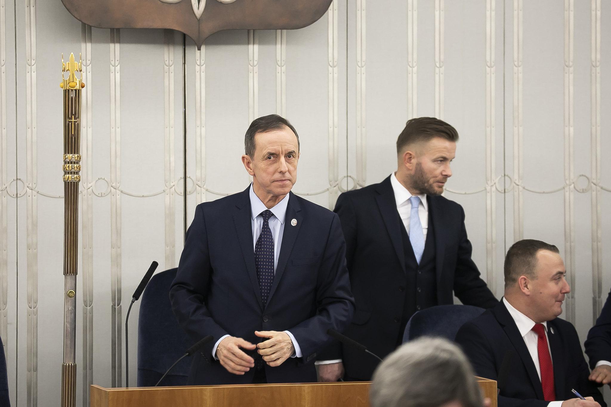 Powróciła sprawa uchylenia immunitetu Grodzkiemu. PiS składa wniosek