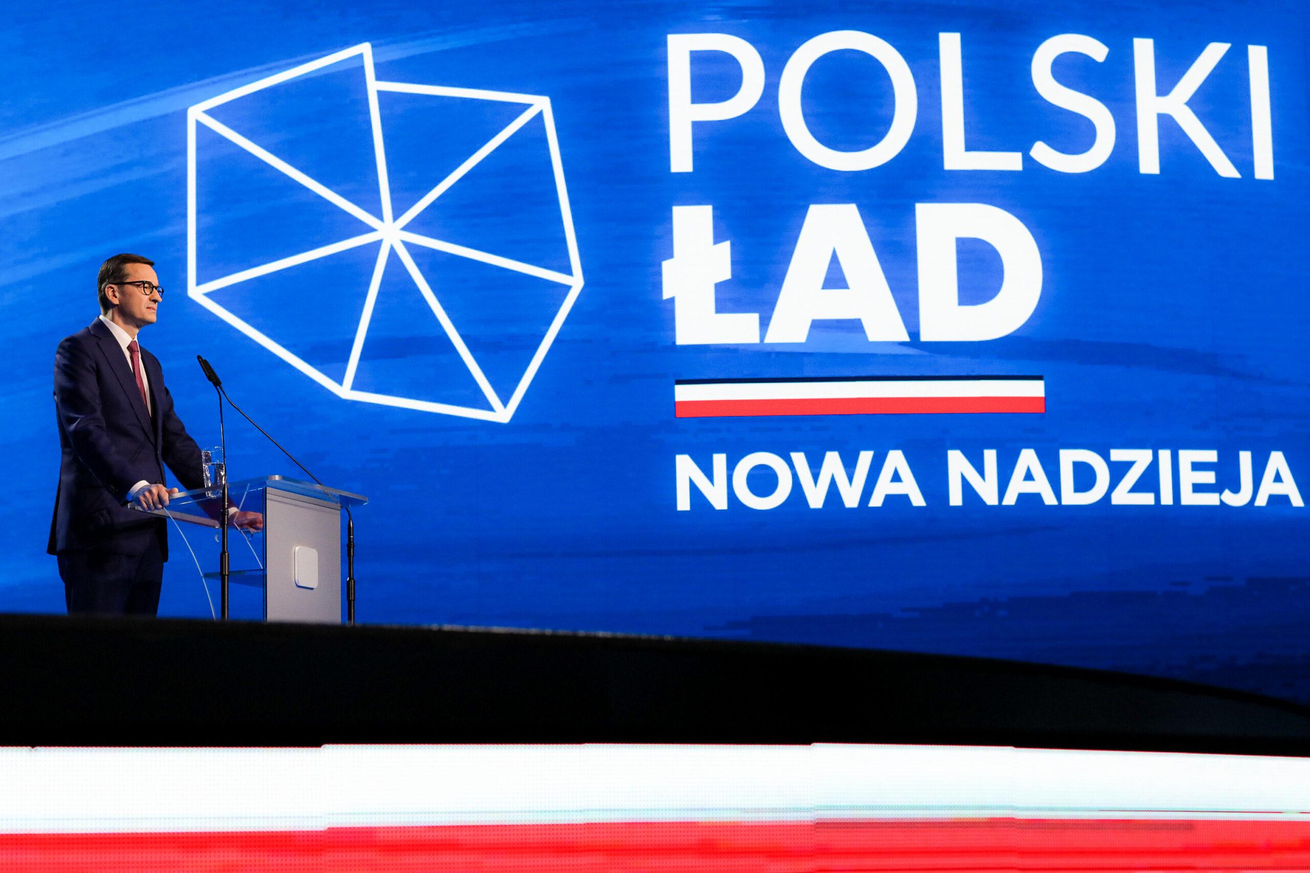 """Komentarze polityków oNowym Ładzie. Jaki: """"Obniży podatki"""". Jest też deklaracja Lewicy"""