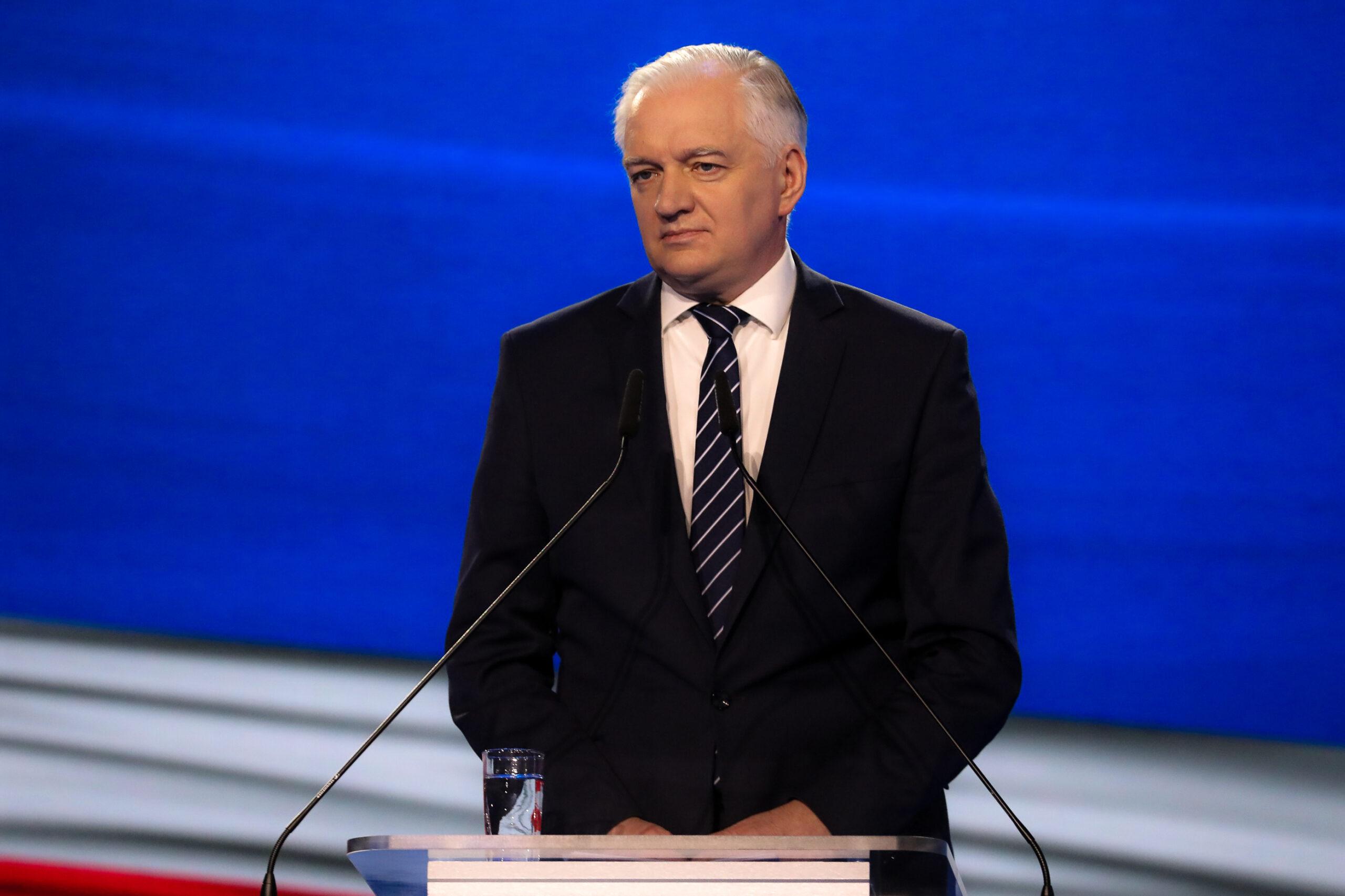 Porozumienie nie poprze kandydata PiS na RPO. Partia Gowina zagłosuje za kandydatem PSL