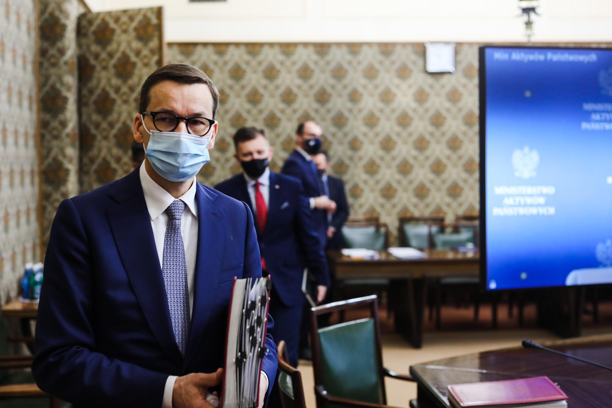 """Premier: Polski Ład to odpowiedź na """"krzyczącą niesprawiedliwość"""""""