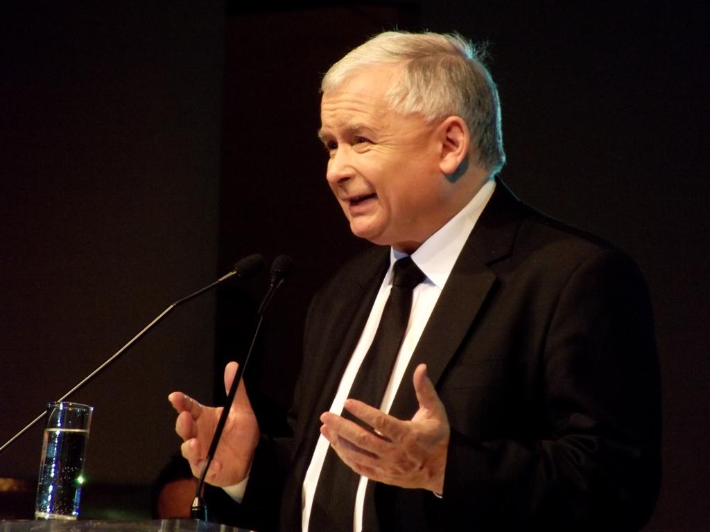 """Kaczyński: """"Tobłąd systemu, żektoś taki jak Banaś może być prezesem NIK"""""""