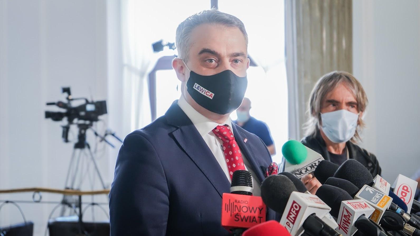 """Gawkowski: """"Będziemy opozycją racjonalną, anietotalną"""""""