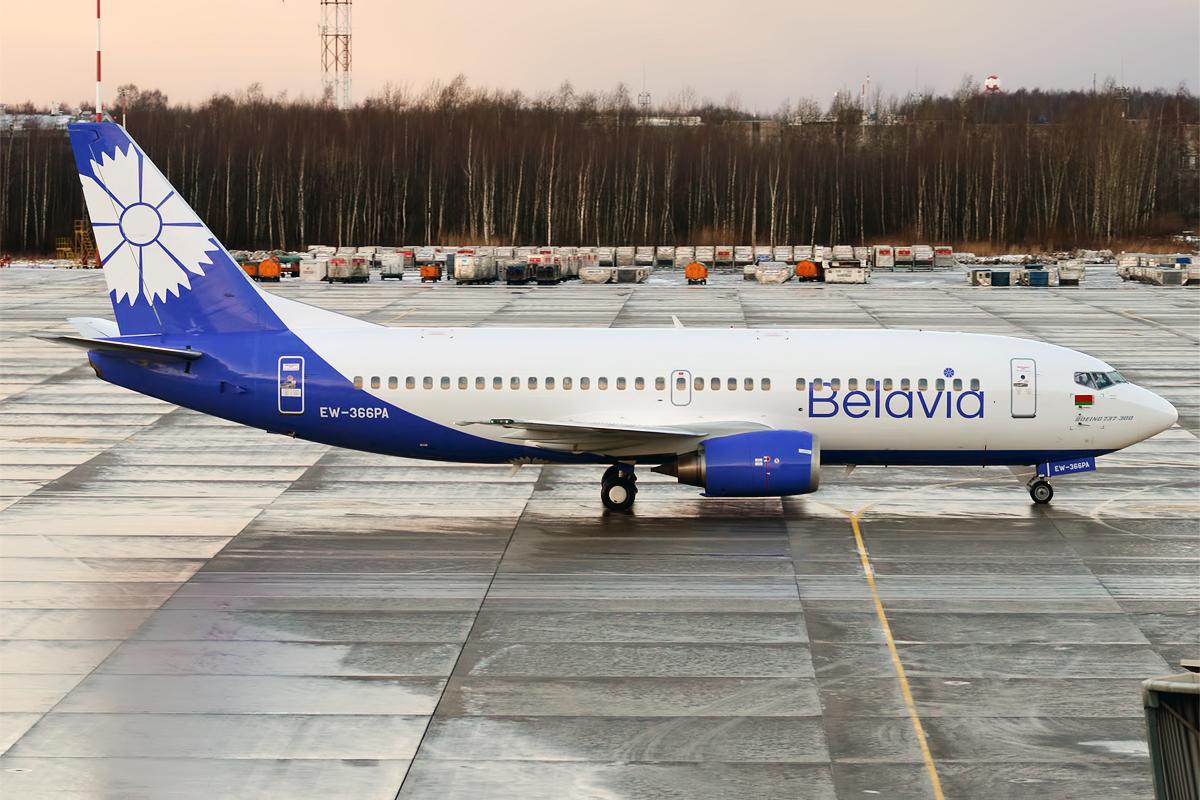 Polska nie wpuściła białoruskiego samolotu