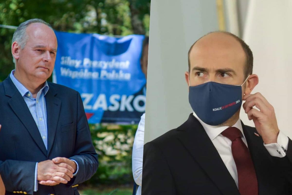 Paweł Zalewski: Budka musi odejść