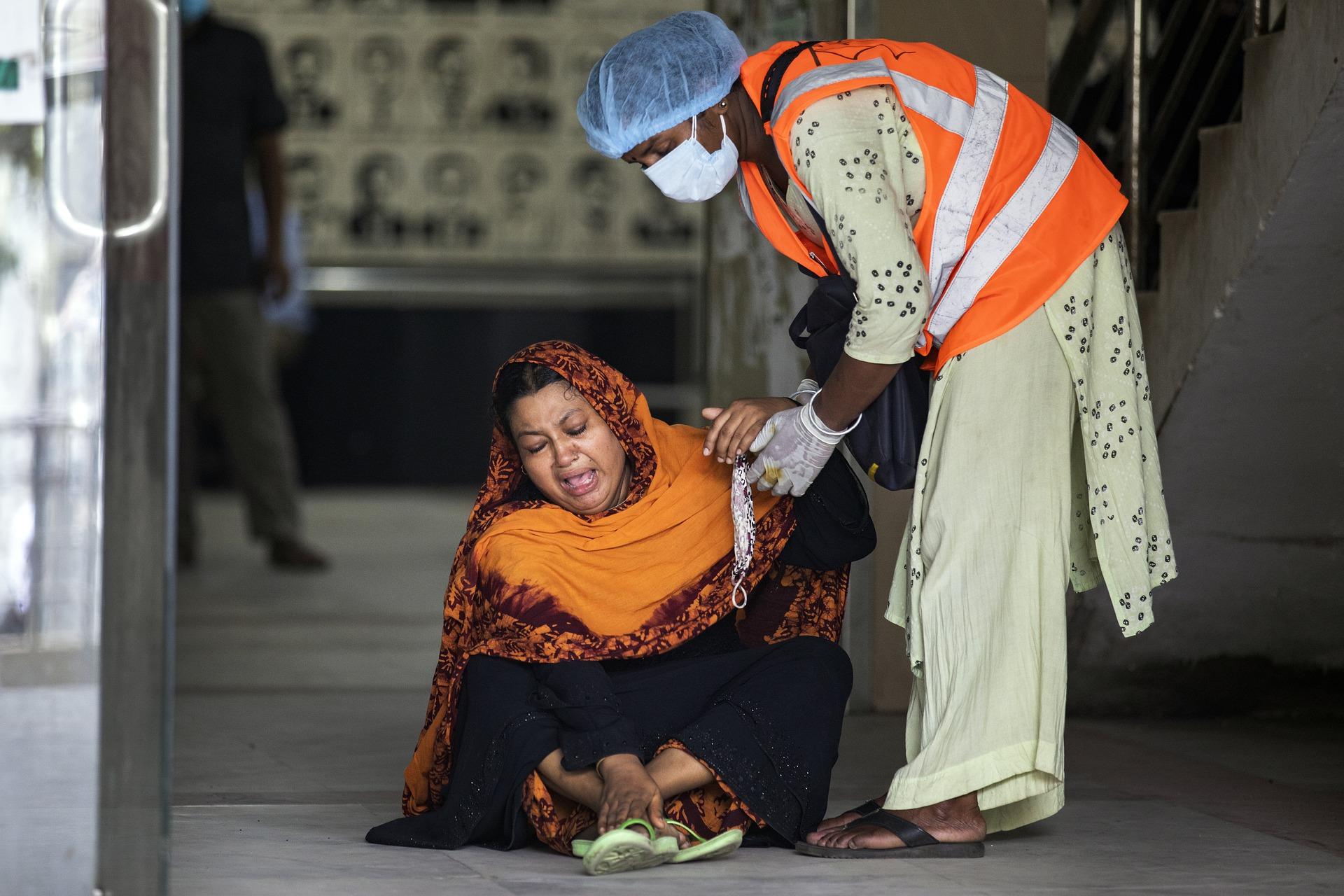 WHO: Dotejpory pandemia doprowadziła dośmierci nawet 8 milionów osób