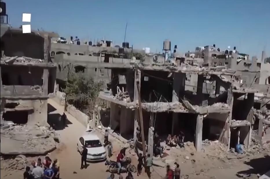 """Komisarz ONZ: """"Naloty Izraela naGazę są zbrodniami wojennymi"""""""