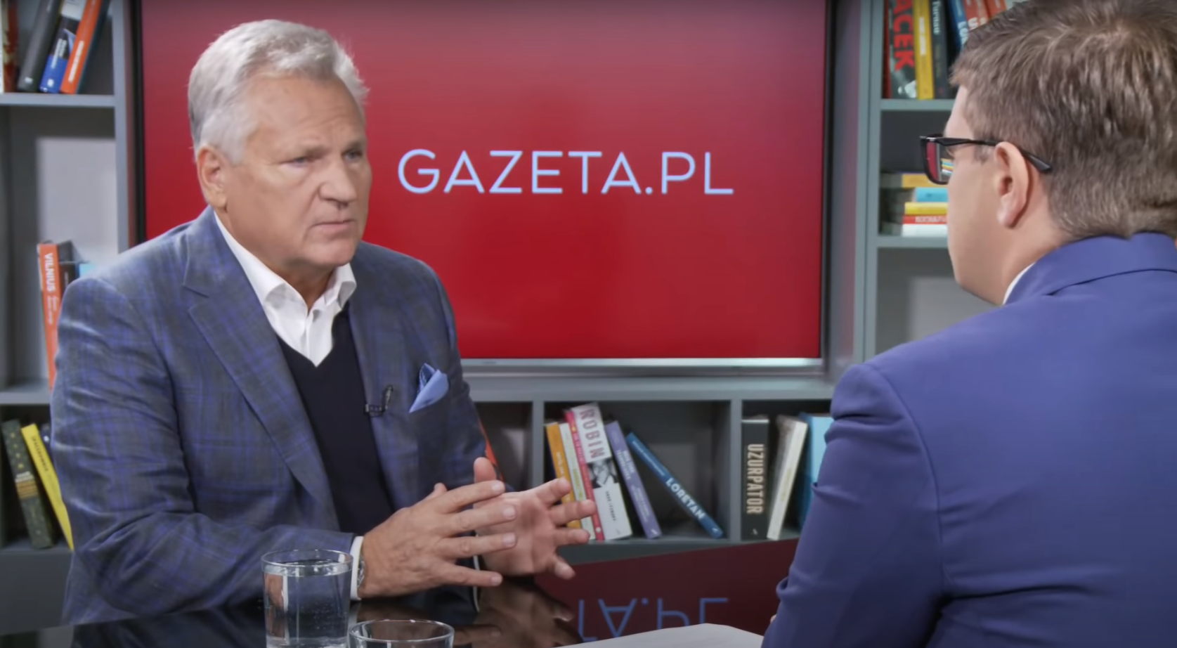 """Kwaśniewski: """"Ruch Trzaskowskiego jest zagrożeniem dla Platformy, ona jest wnajtrudniejszym położeniu"""""""