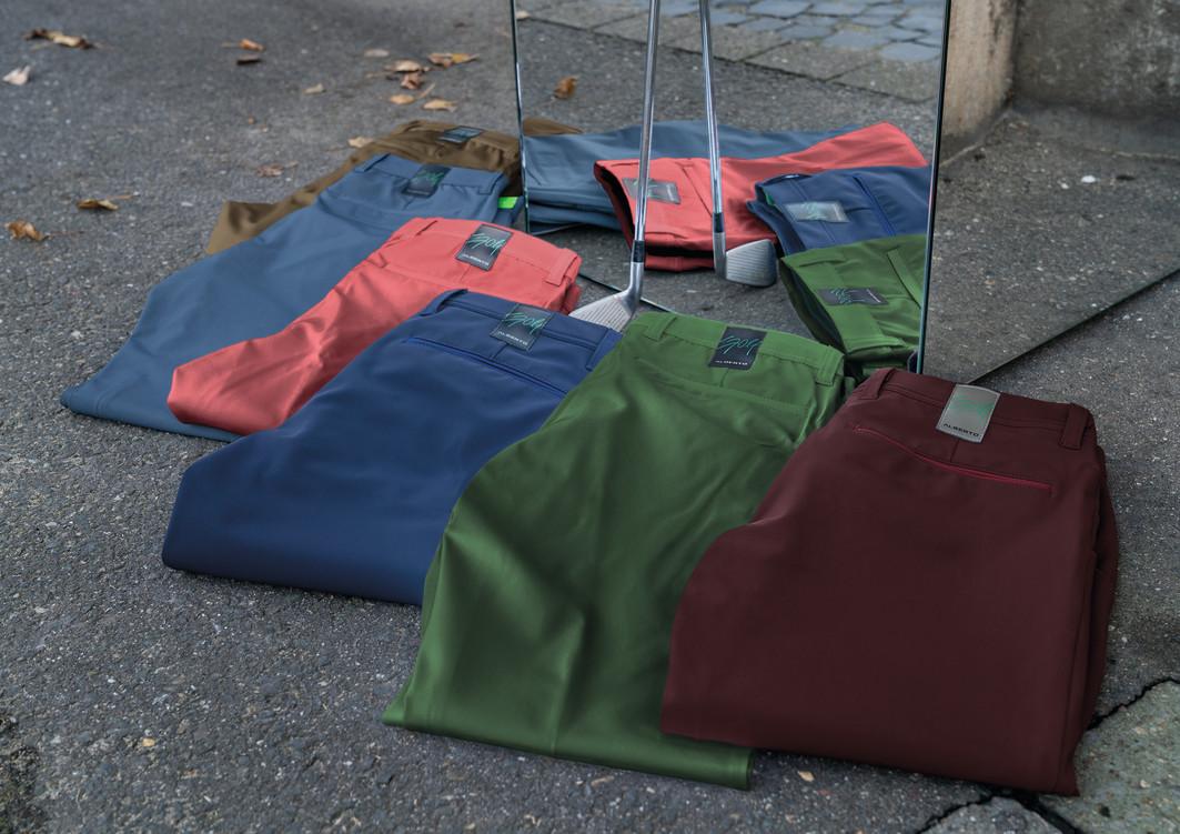 Spodnie golfowe Alberto Golf w sklepie Golfhelp.pl