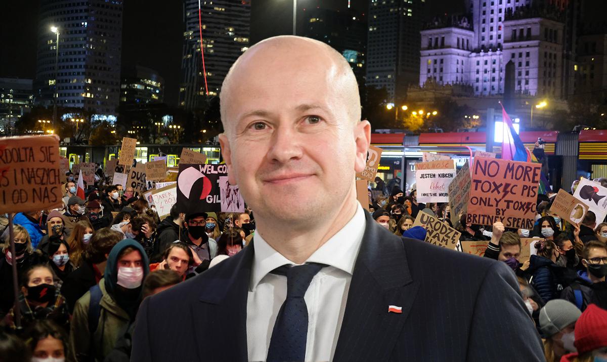 Wróblewski: moją intencją jest obrona praw iwolności wszystkich obywateli