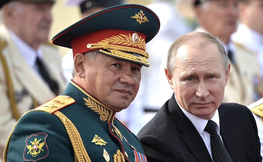 Siergiej Szojgu – przyjaciel Putina i człowiek, za którym stoi armia