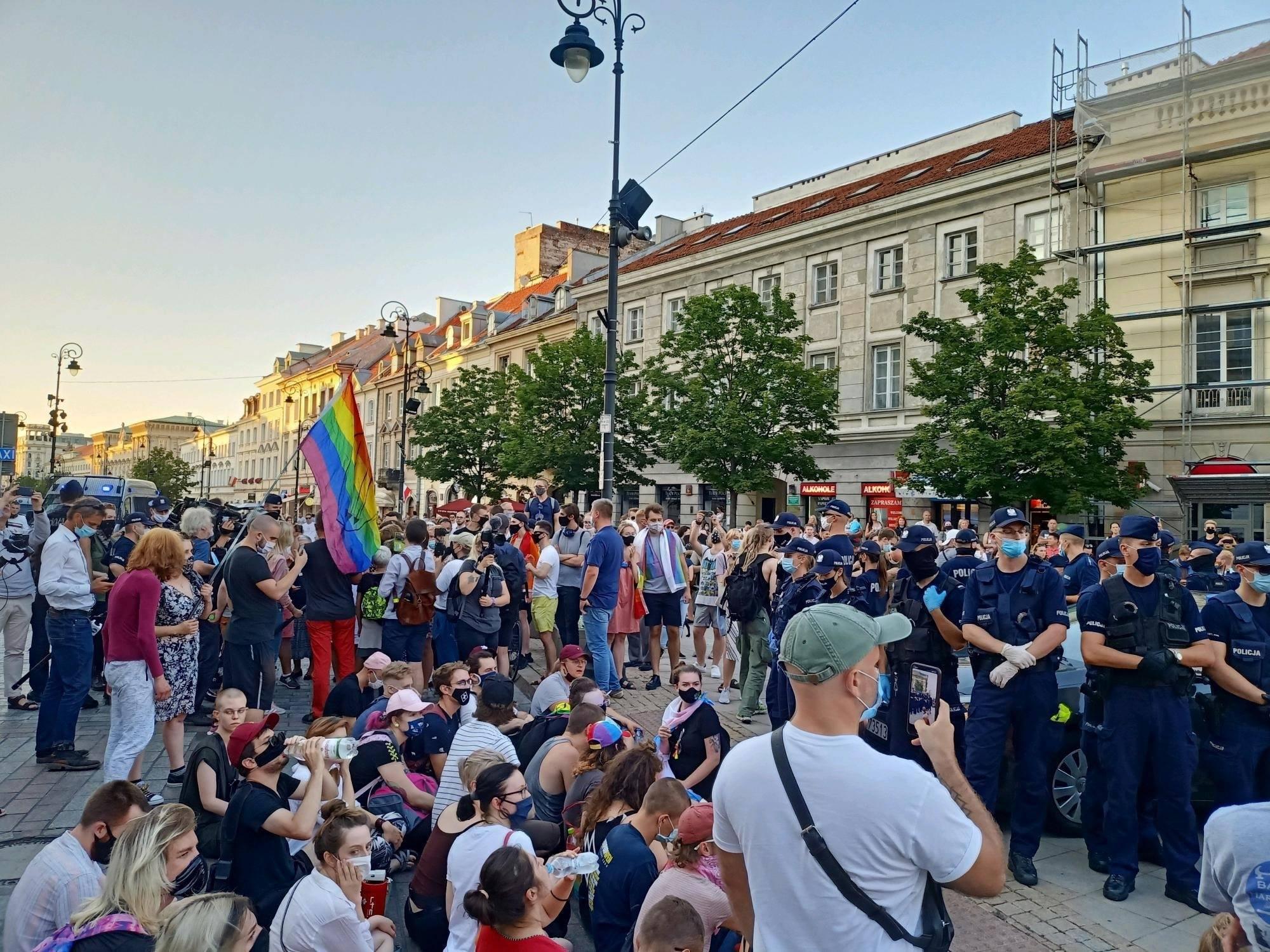 """Drugie Węgry? Rząd pracuje nad prawem zakazującym """"propagandy LGBT"""""""