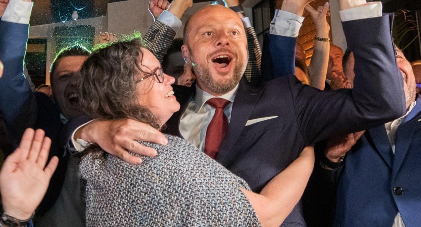 Biedroń: wynik Fijołka w wyborach w Rzeszowie daje nadzieję, że z PiS-em można wygrać i to w dobrym stylu