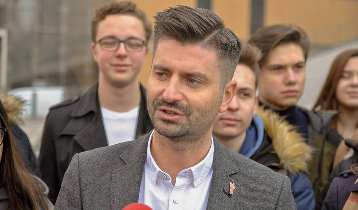 Śmiszek: Kandydatura prof. Wiącka daje realną szansę na wybór nowego RPO