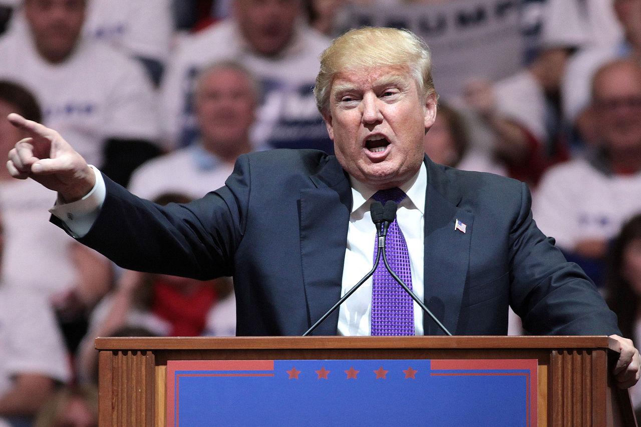 """Donald Trump: Skradzione wybory w 2020 r. były """"zbrodnią stulecia"""""""