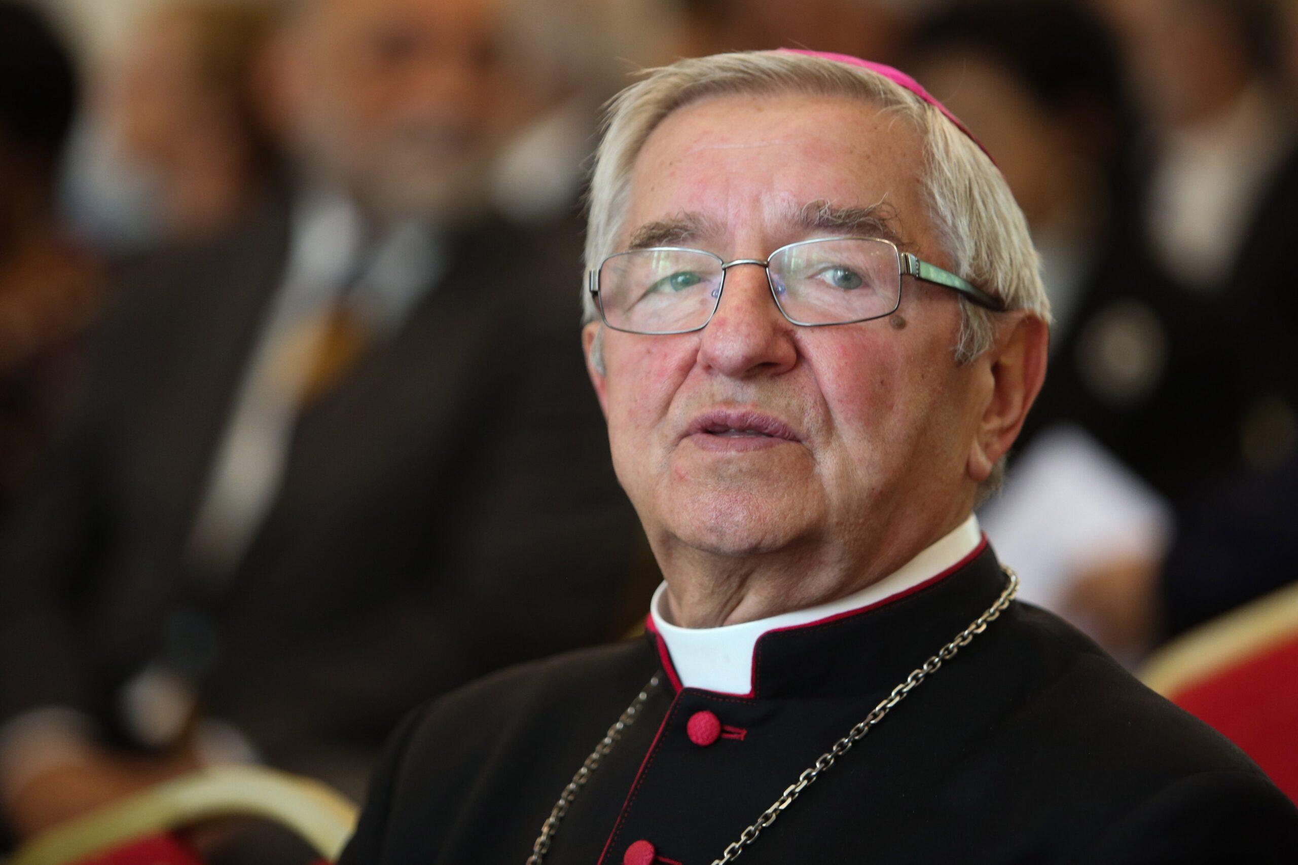 """Abp Głódź: """"Jeszcze nie jest tak, żeby sołtysów konsultować z Watykanem"""""""