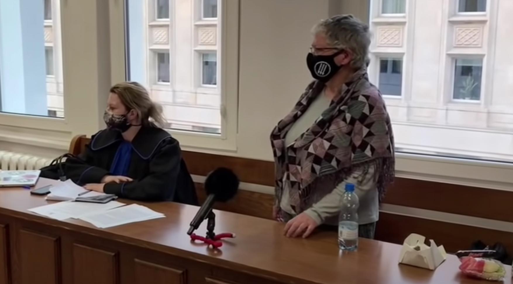 Babcia Kasia wygrała rozprawę. Sąd: policjanci kłamali i łamali prawo