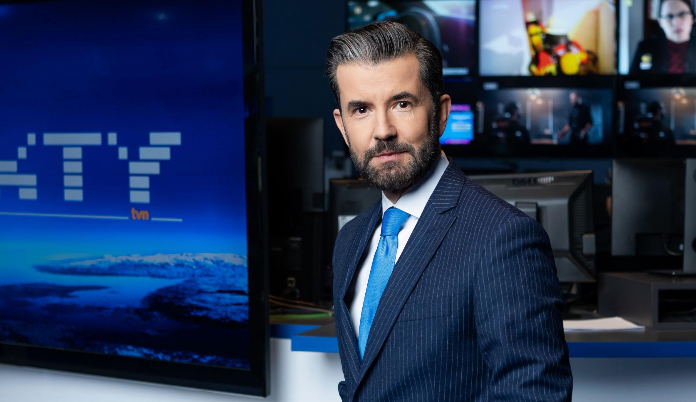 TVN24 może zniknąć z anteny we wrześniu.  Stacja przygotowała plan awaryjny