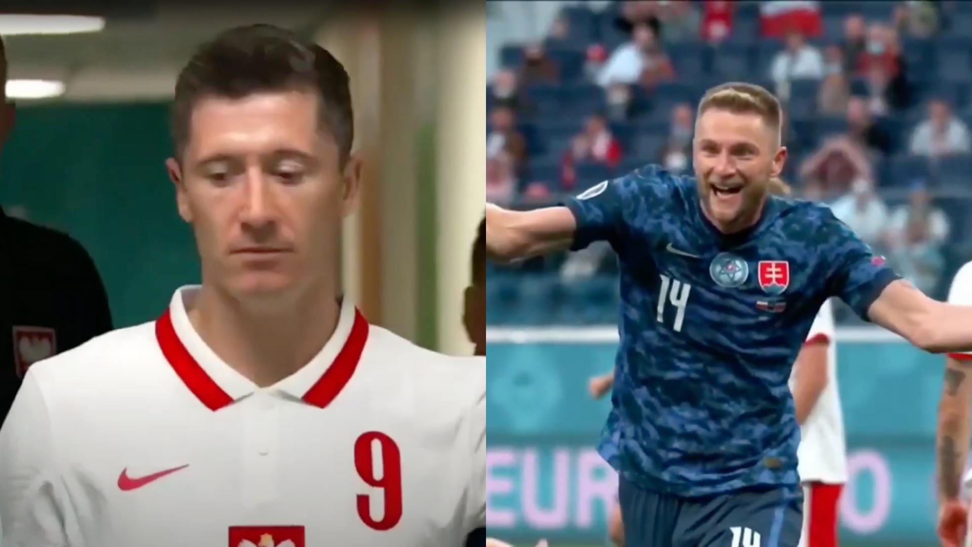 Miało być łatwo. Polska przegrała ze Słowacją 1:2