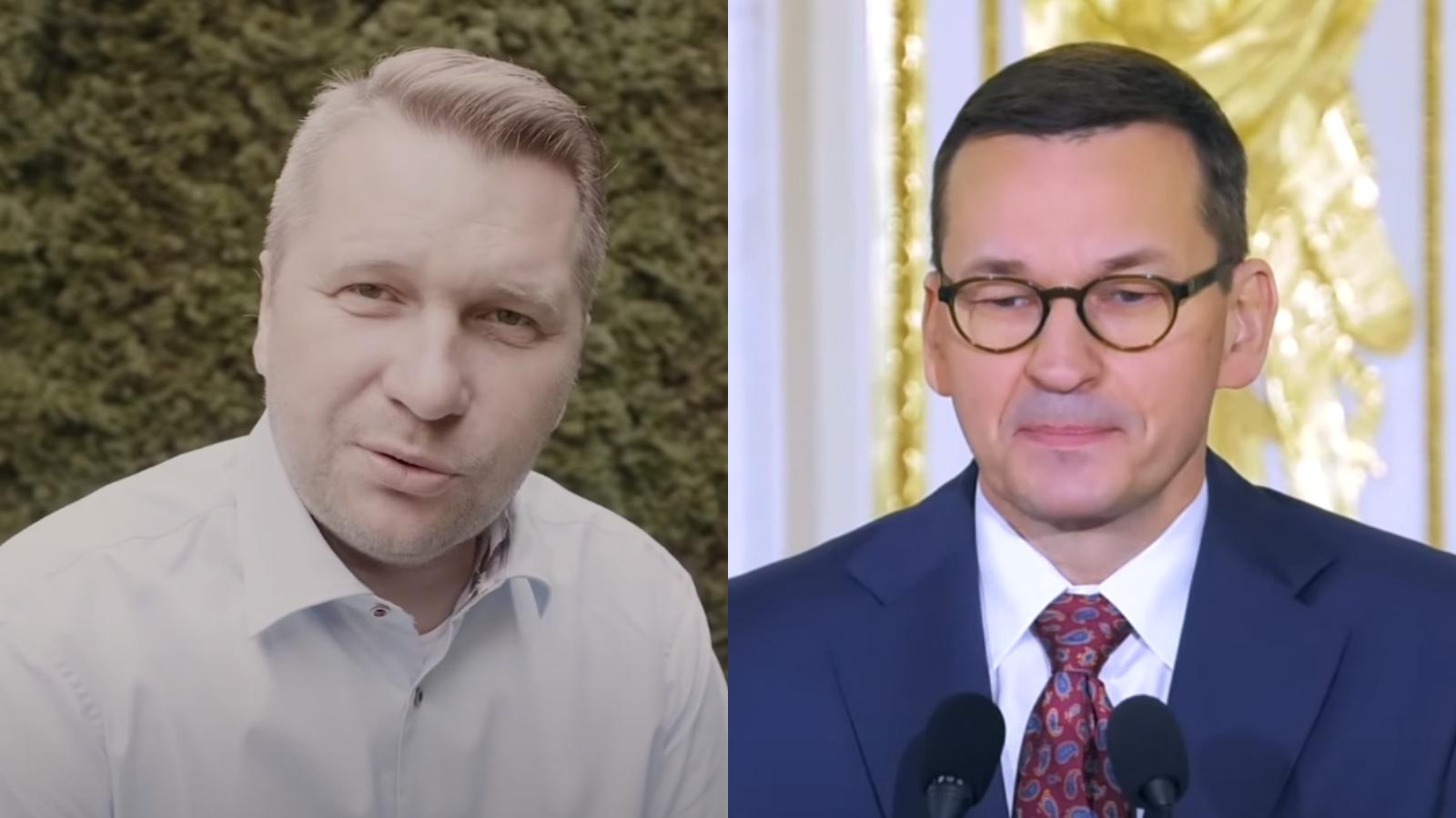"""Co Morawiecki sądzi oreformie oświaty Czarnka? """"Dopasowana dowyzwań współczesności"""""""