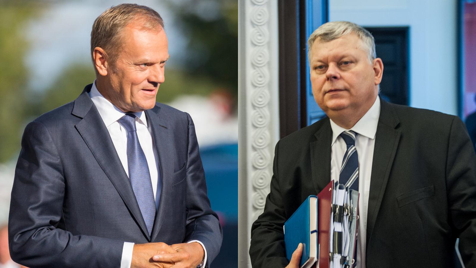 """Suski: """"Tusk wróci dopolskiej polityki, jak każe mu Angela Merkel"""""""