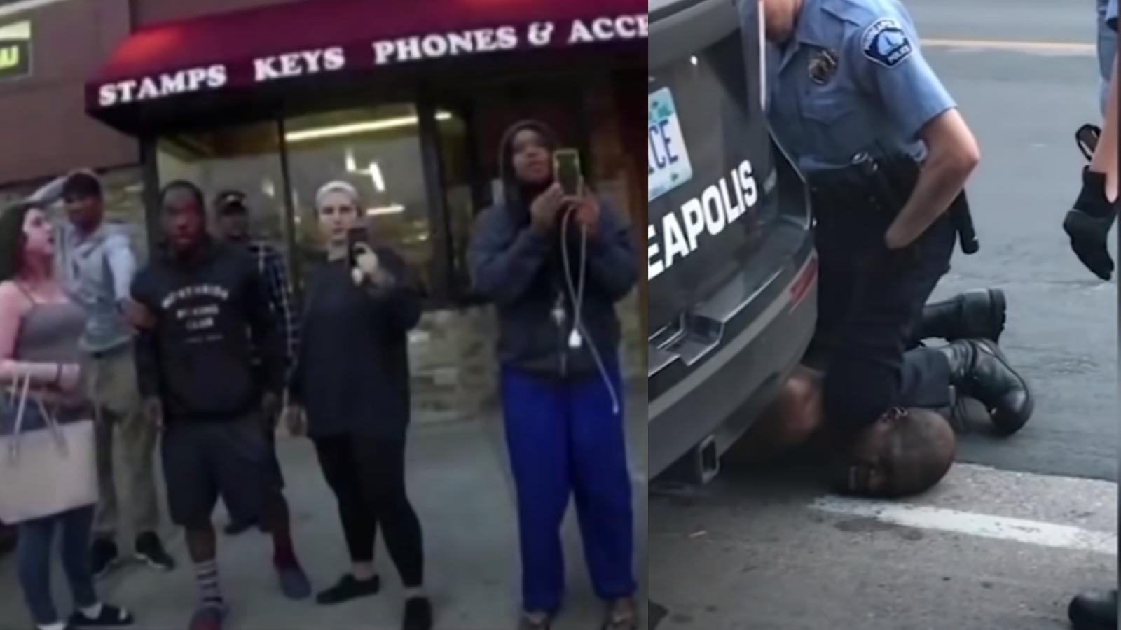 Pulitzer za nagranie wideo z morderstwa George'a Floyda