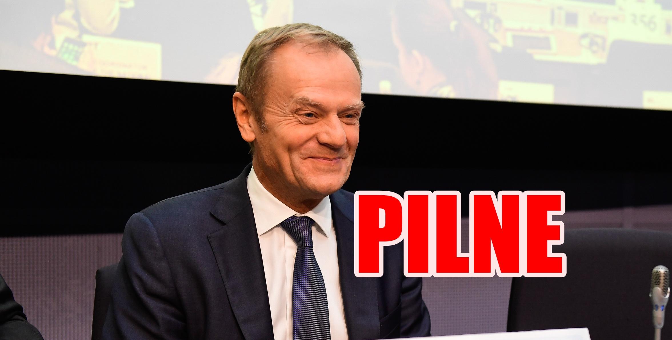 """Halicki: Zaproszenie dla Tuska do rządzenia PO """"zostało przyjęte"""""""