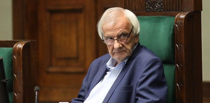 Wicemarszałek Terlecki zostanie dziś odwołany? Ważne głosowanie