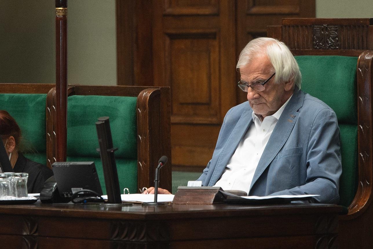 """Terlecki o głosowaniach w Sejmie: """"Opozycja jak zwykle sfrustrowana, zgorzkniała, kłótliwa i bez planu"""""""