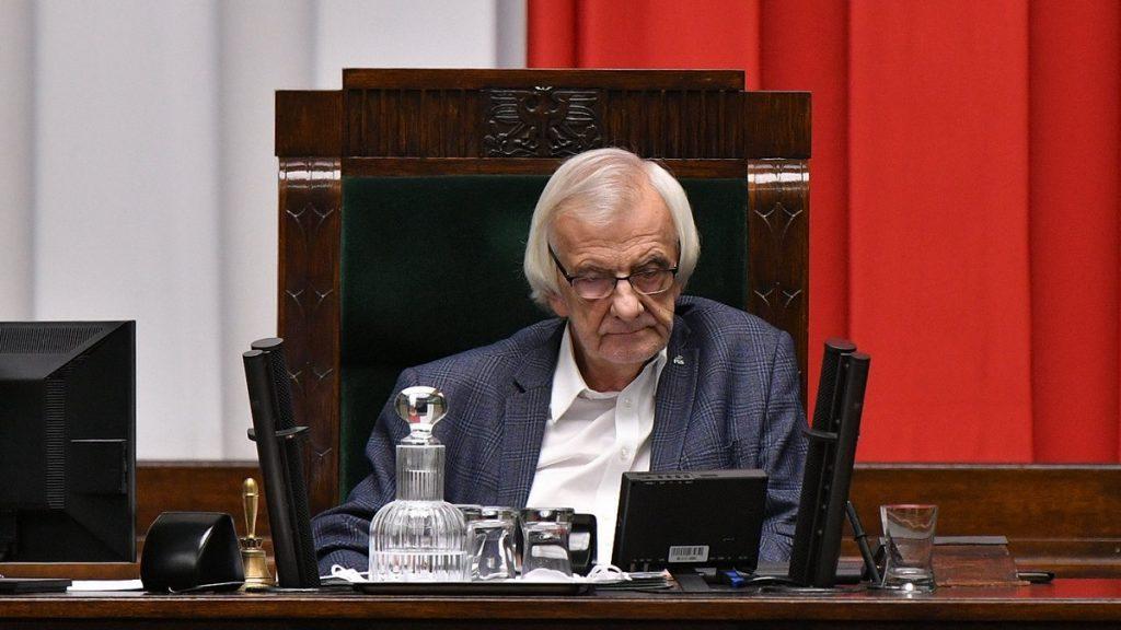 """Terlecki chwali Orbana i atakuje """"brukselskich biurokratów zaczadzonych dekadencką ideologią"""""""