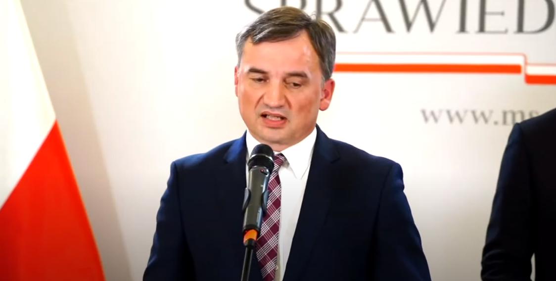 """Ziobro: """"Opozycja za wszelką cenę nie chce wybrać RPO"""""""