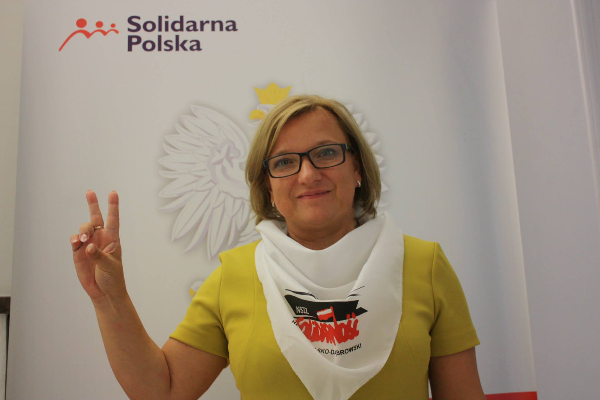 "Beata Kempa: ""Jeżeli Polska straci unijne fundusze, tobędzie towina Tuska"""