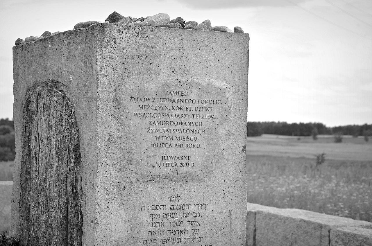 80. rocznica pogromu w Jedwabnem. Śmiszek: Nigdy więcej!