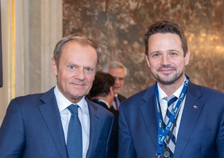 Trzaskowski chciał wyborów na szefa PO. Zarząd stwierdził, że wybiera Tuska