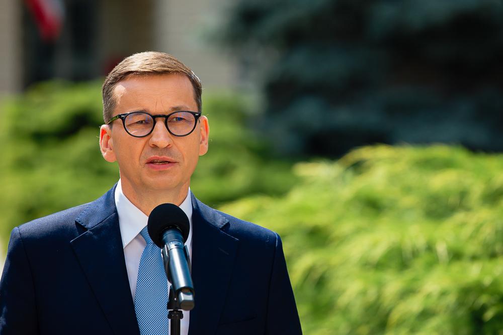 Morawiecki: Nie pozwolę, by Polska była dyskryminowana przez TSUE