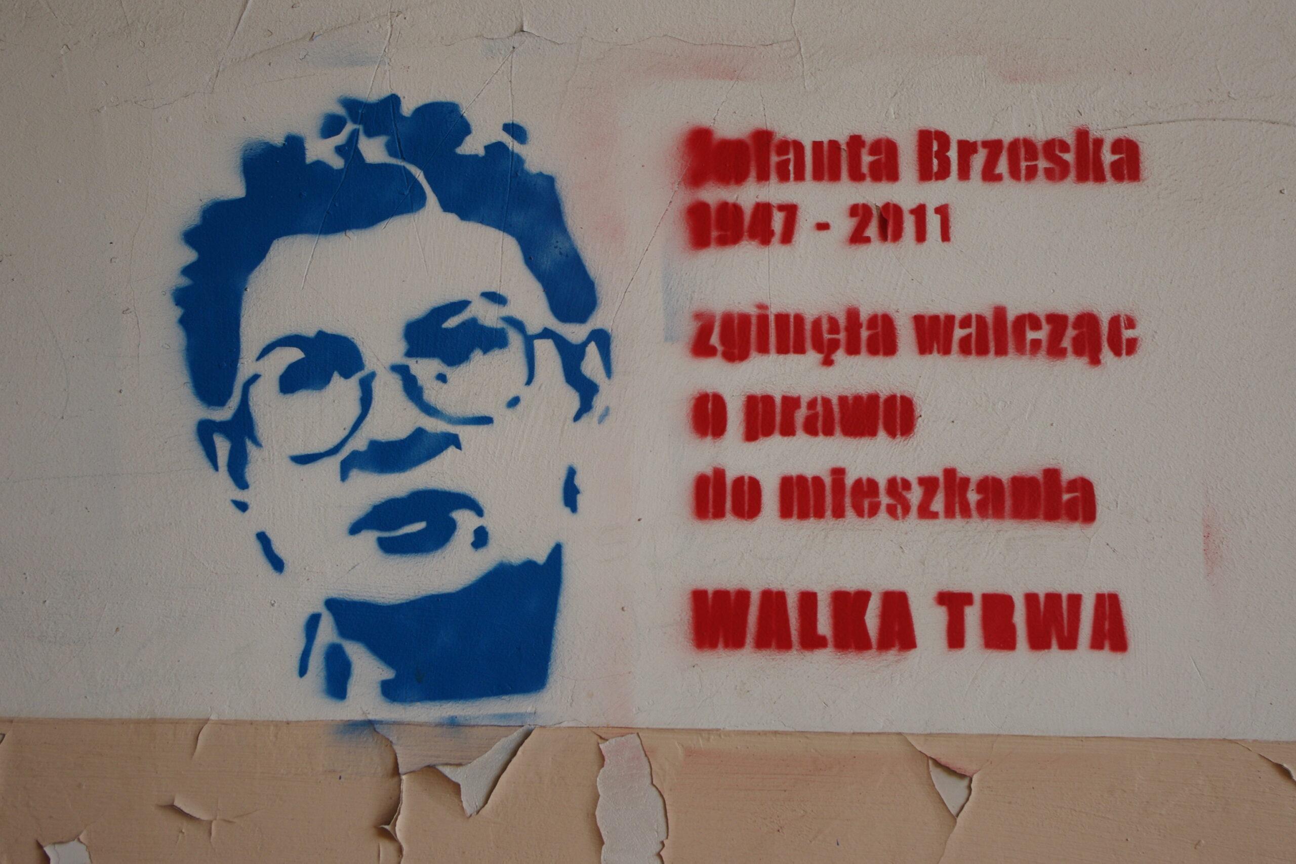 Jolanta Brzeska odznaczona tytułem Honorowej Obywatelki Warszawy