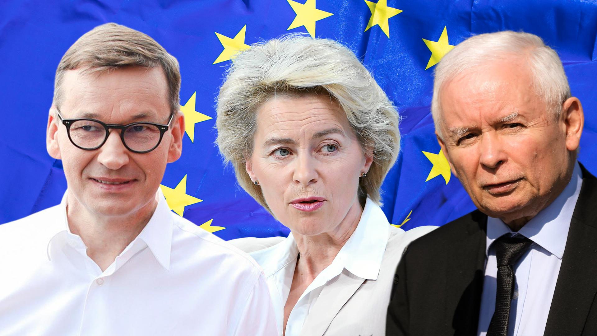 PiS vs. Europa – konflikt prawny czypolityczny?