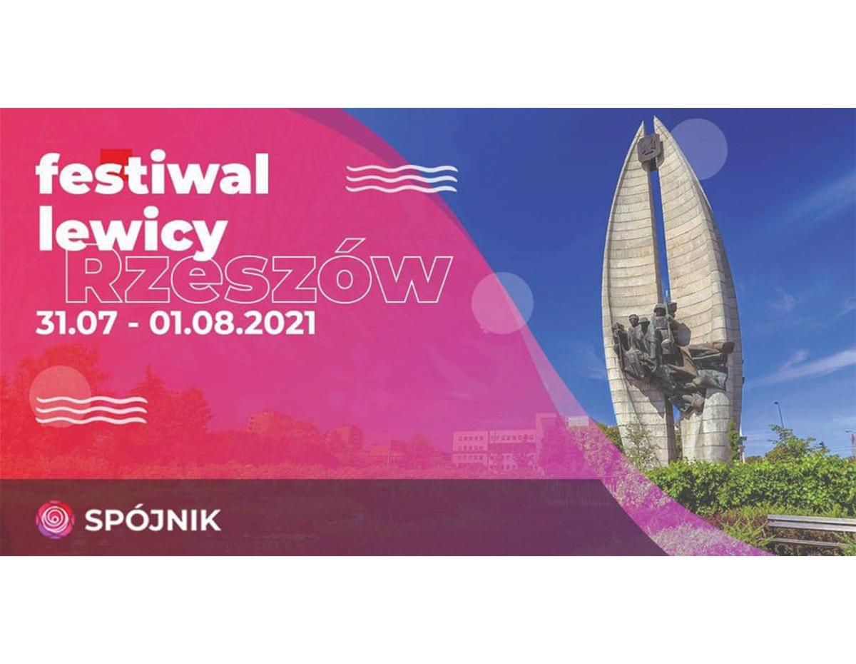 Festiwal Lewicy w Rzeszowie już w ten weekend