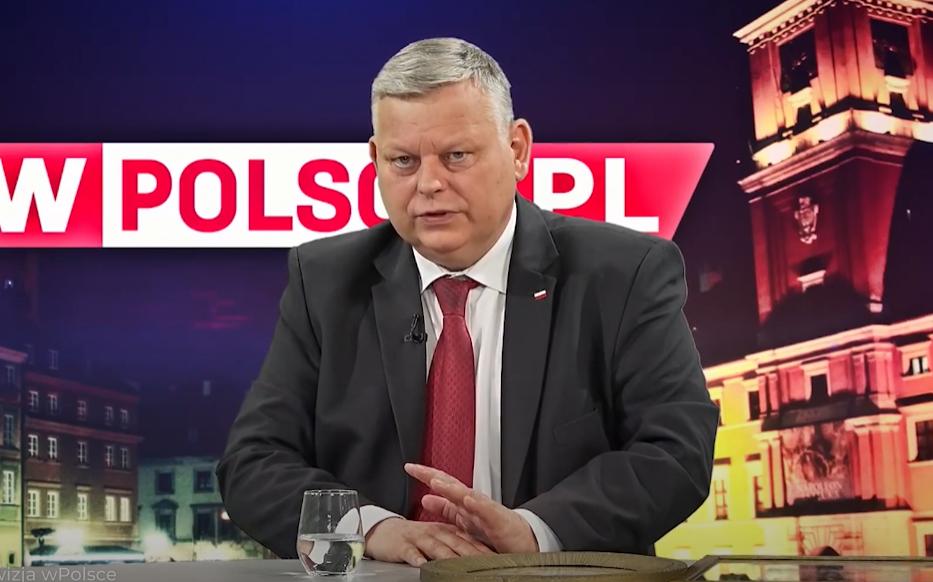 """Suski o debacie Tuska i Kaczyńskiego: """"Prezes nie czułby się najlepiej w pyskówce spod budki z piwem"""""""
