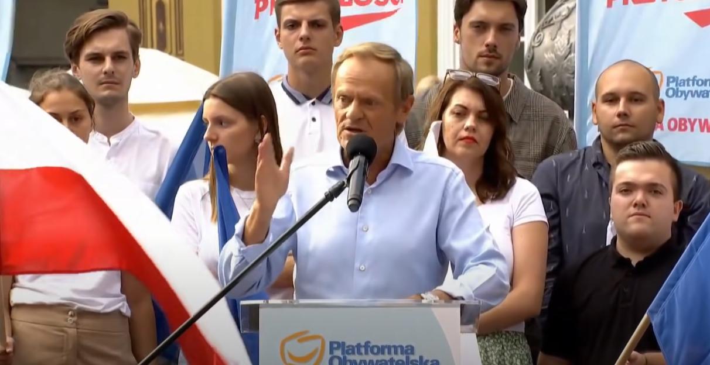 """Tusk: """"PO poprze propozycje rządu ws. walki z pandemią"""". Jest jednak warunek"""