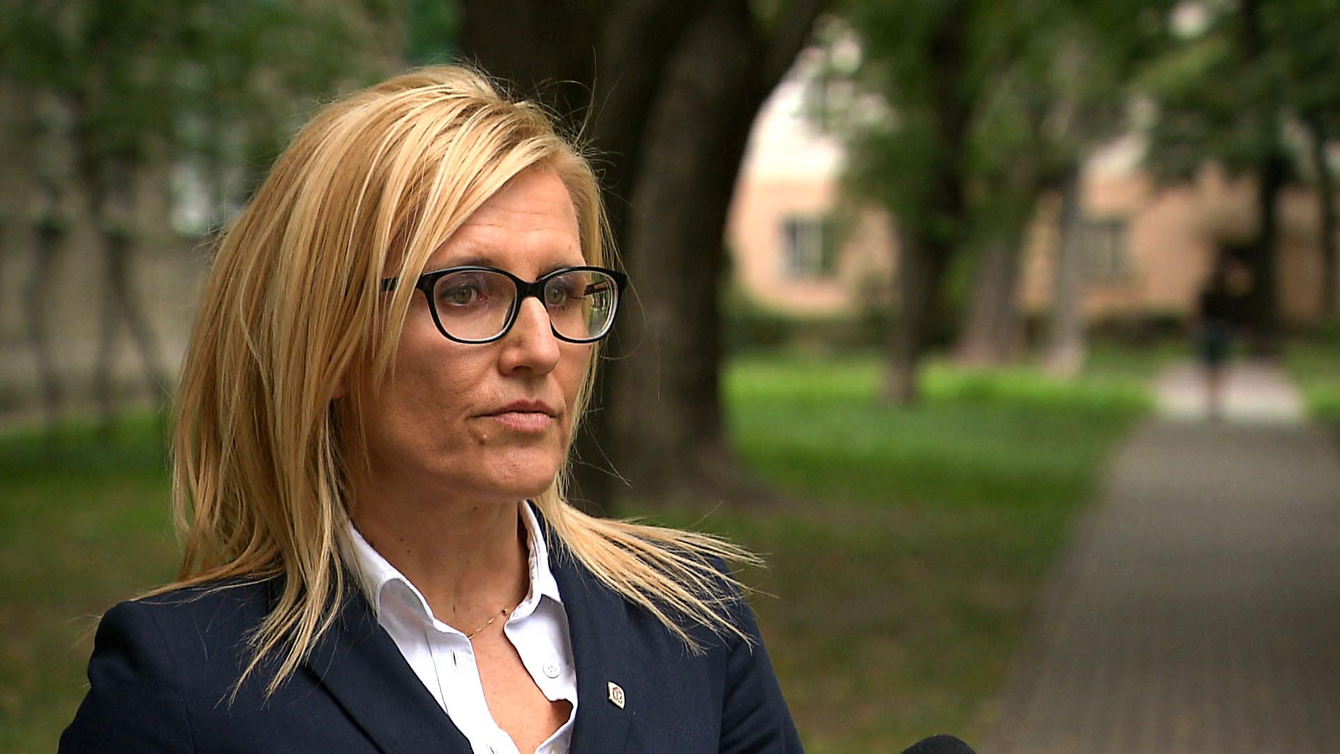 Prokurator Ewa Wrzosek oPiotrowiczu: Twarz upadku państwa