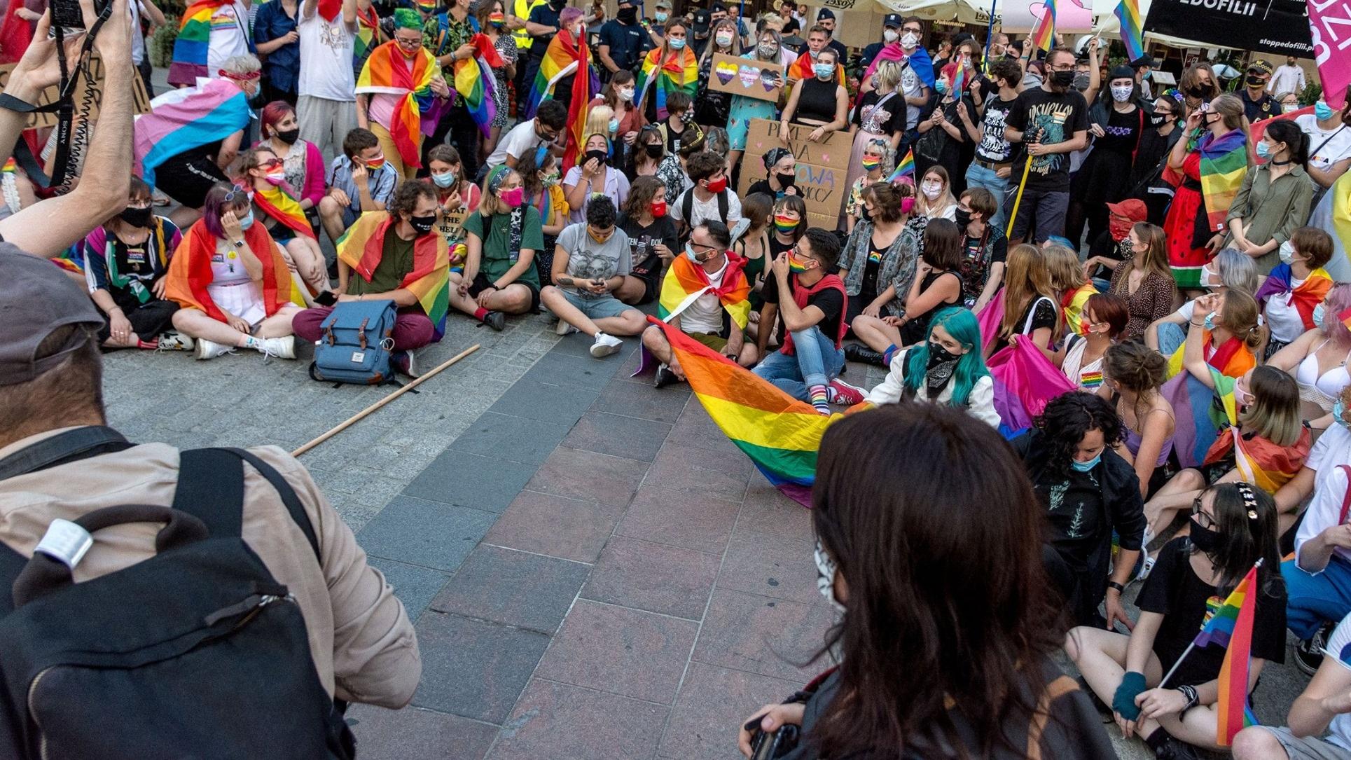 Dziś marsz równości w Krakowie. Znamy trasę
