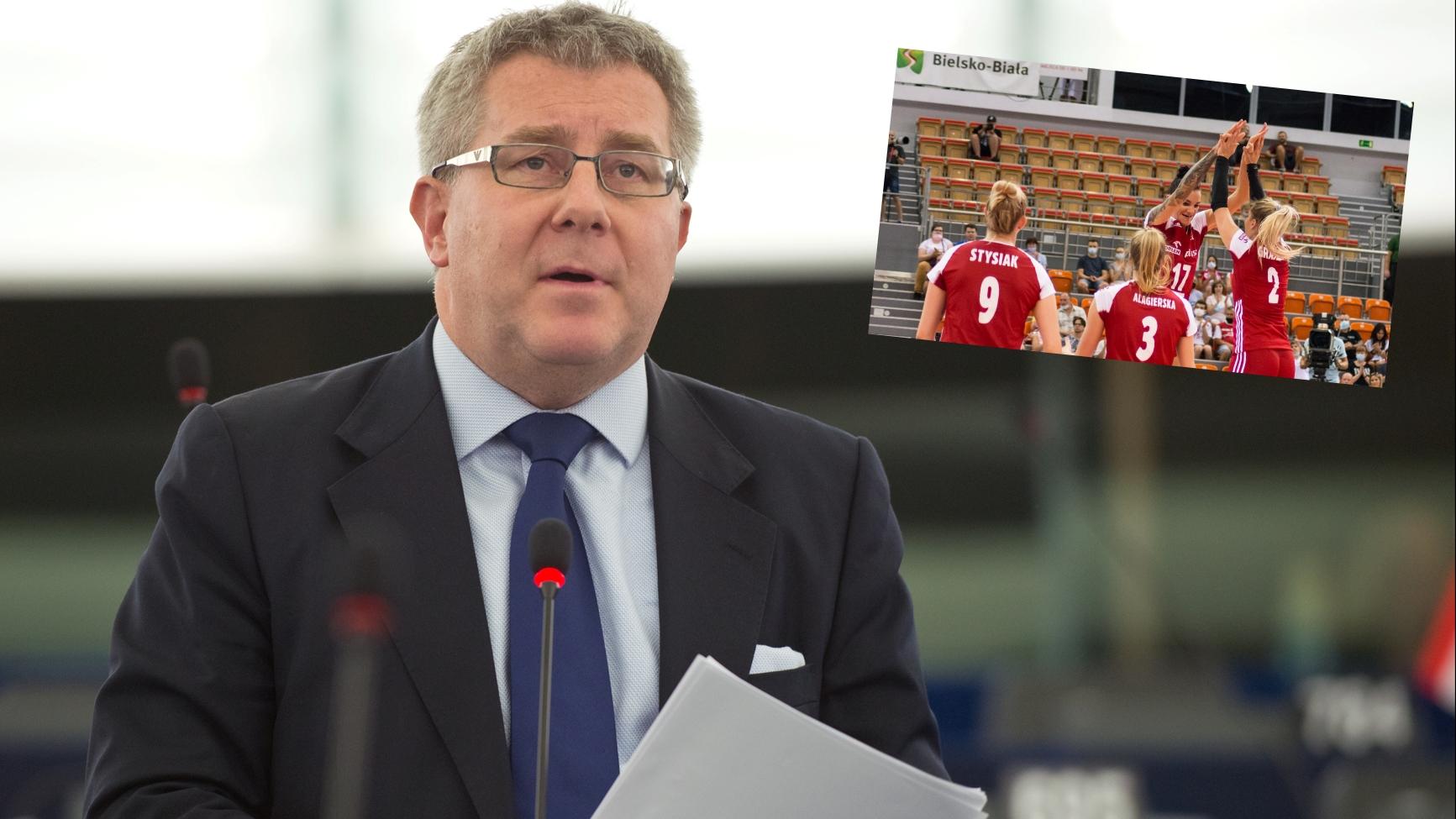 """Czarnecki nowym prezesem Polskiego Związku Piłki Siatkowej? """"Jestem człowiekiem ambitnym"""""""