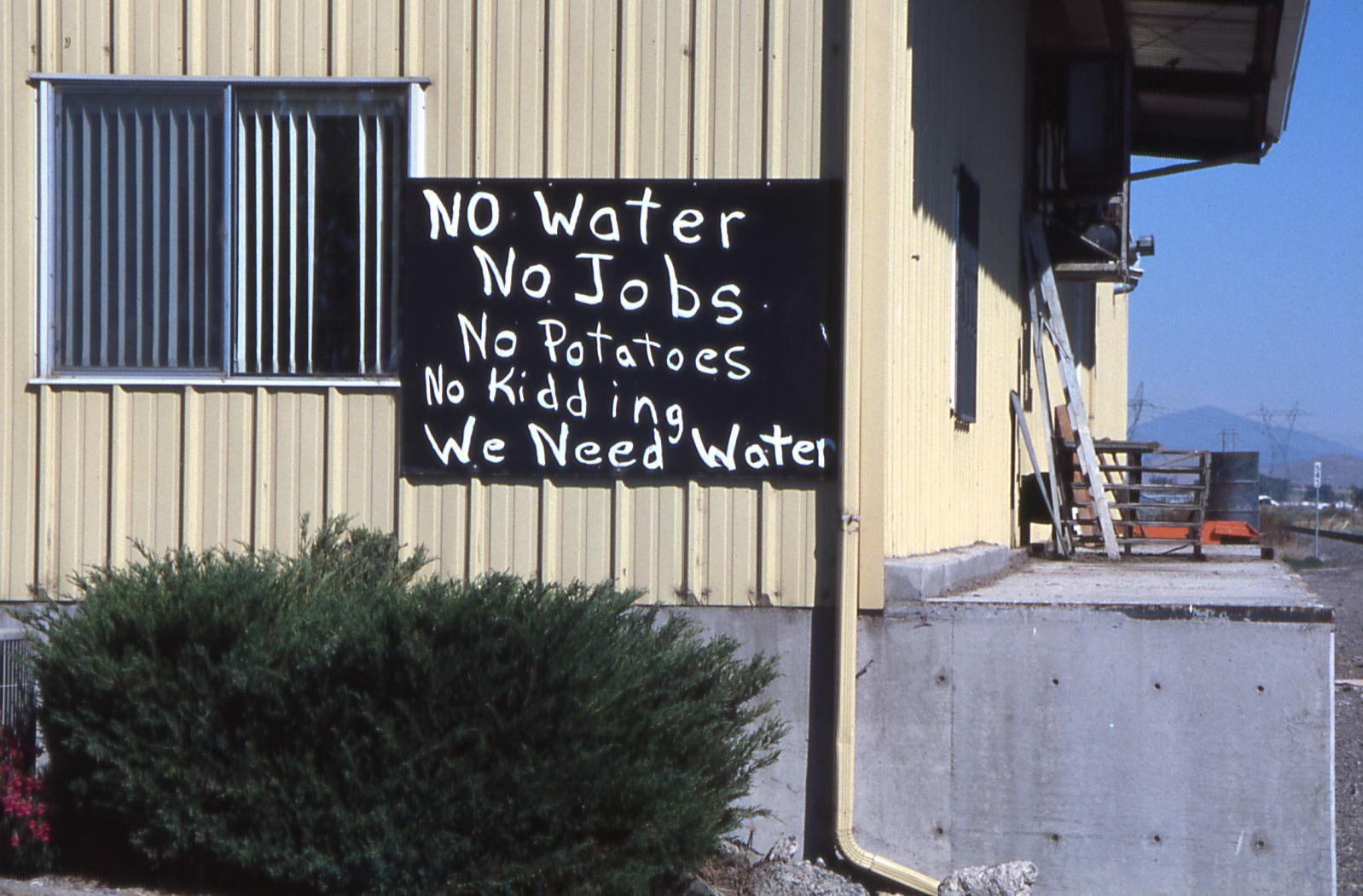 """Katastrofa klimatyczna w USA. """"Niedługo zabraknie wody"""""""