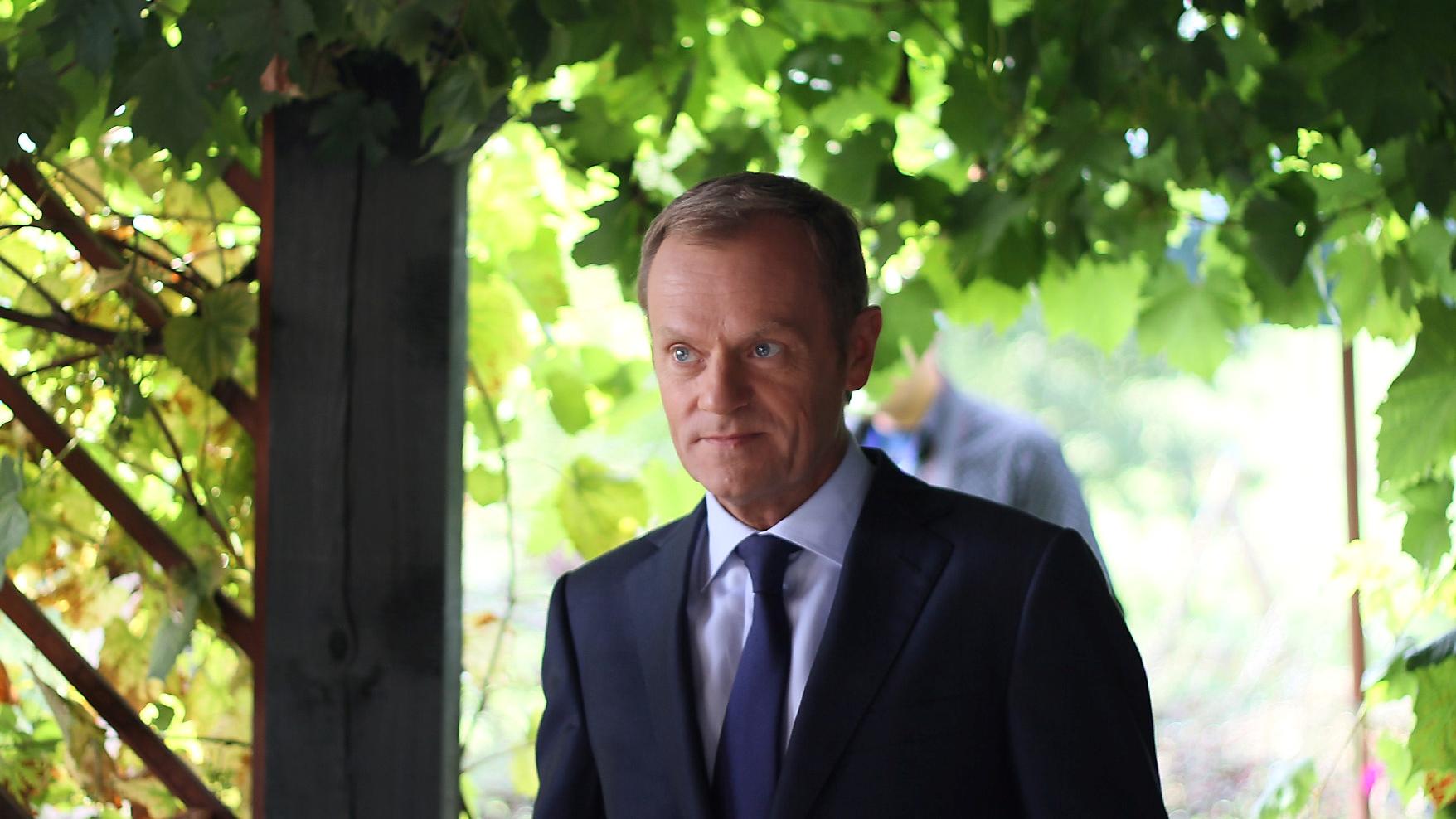 Tusk: Współpracowałem już z Gowinem, starczy