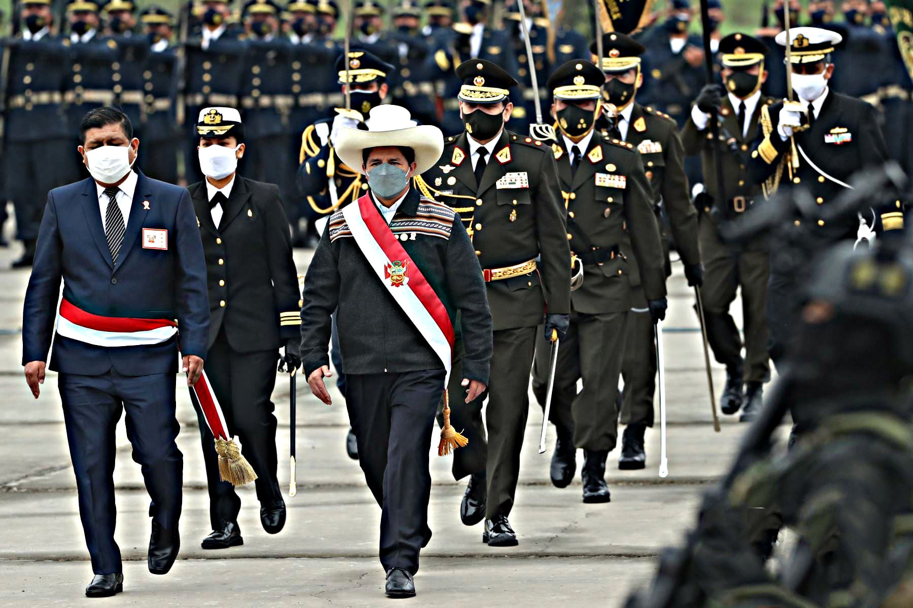 Jak Pedro Castillo wygrał w Peru