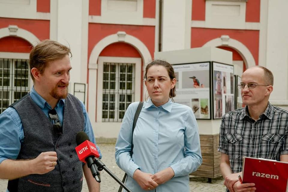Poznań. Lewica złożyła petycję o powołanie Rzecznika Praw Pracowniczych