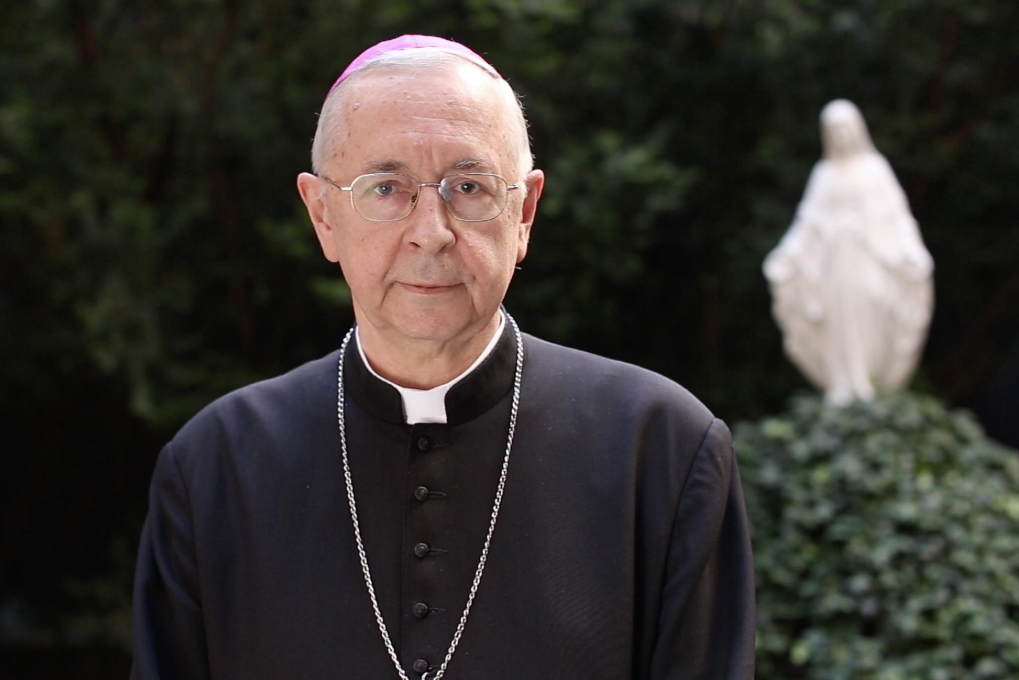 """Abp Gądecki o obostrzeniach: """"Kościół został potraktowany gorzej niż przedsiębiorcy"""""""