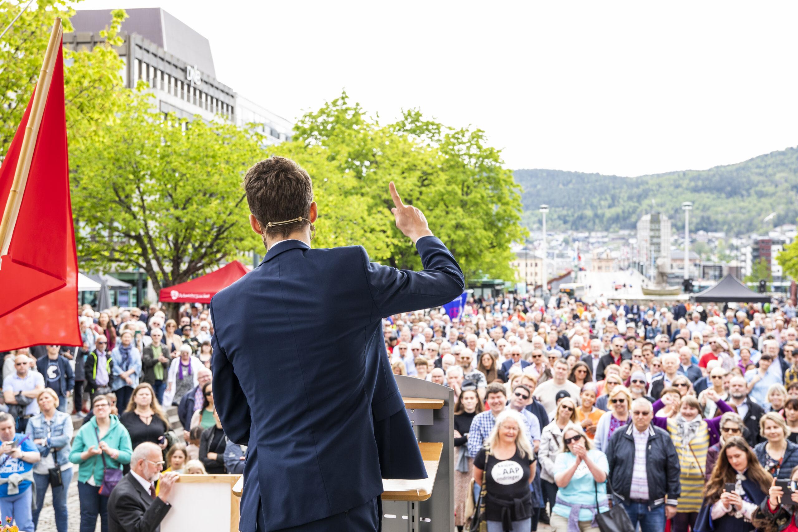 Norwescy komuniści na fali. Osiągnęli najwyższy wynik w historii